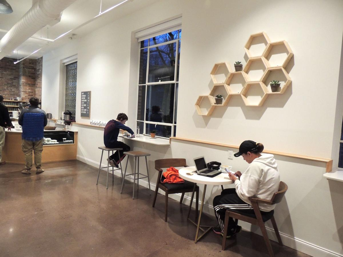 Local coffee shop brings life to South Knox   Arts And