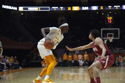 Lady Vols vs Alabama