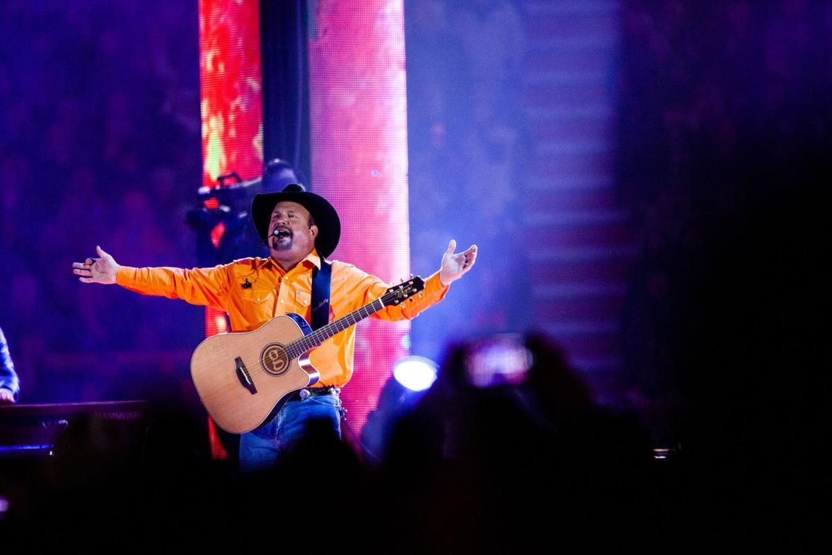 Garth Brooks Concert in Neyland Stadium