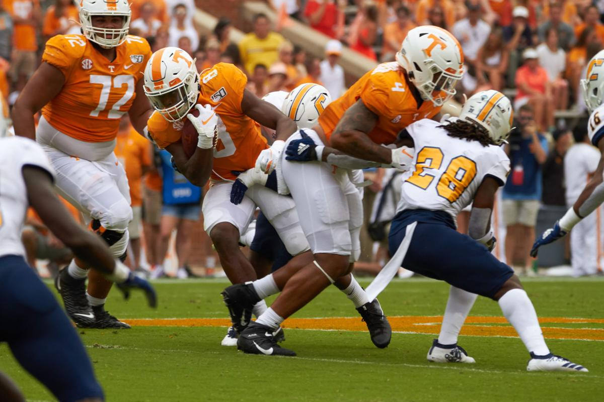 Tennessee Football Grades: Chattanooga   Football ...