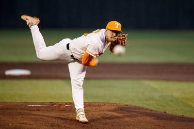 Chad Dallas- Vols Baseball