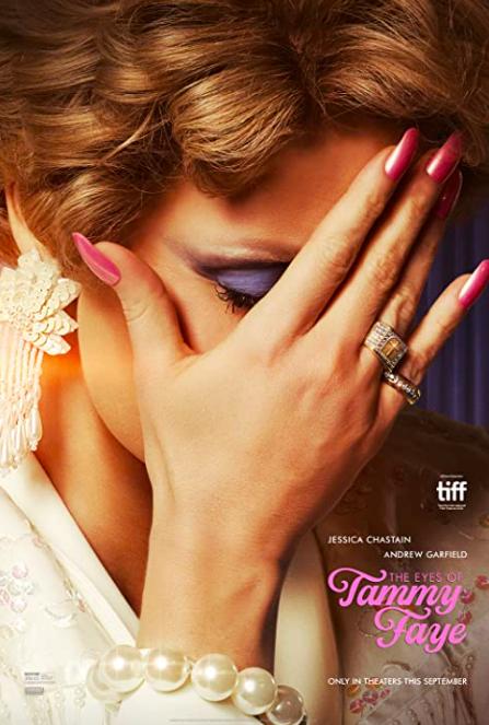 eyes of tammy faye movie poster