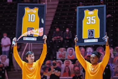 Fulkerson and Pons Senior Day- Florida at Tennessee