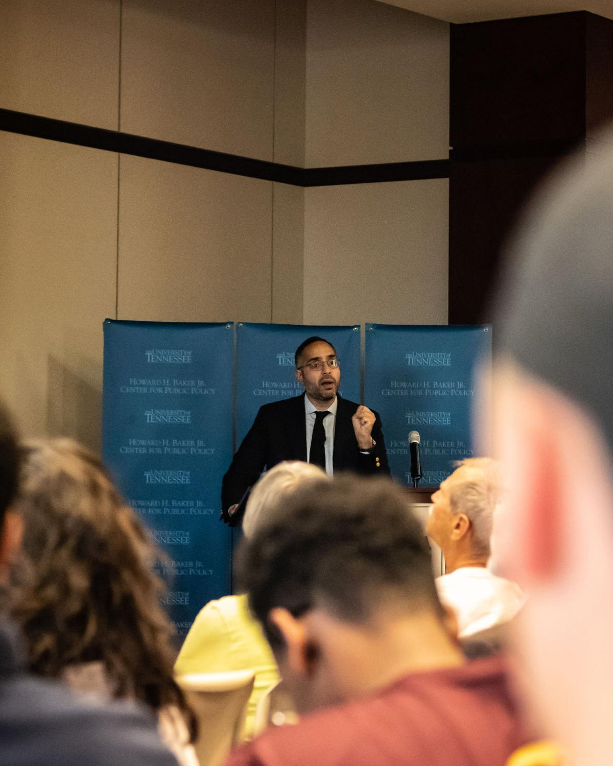 Islam and Democracy in the Age of Trump lecture