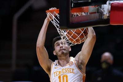 John Fulkerson- Colorado at Tennessee