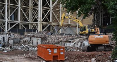 Estabrook Demolition