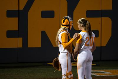 Lady Vols Softball vs Lipscomb