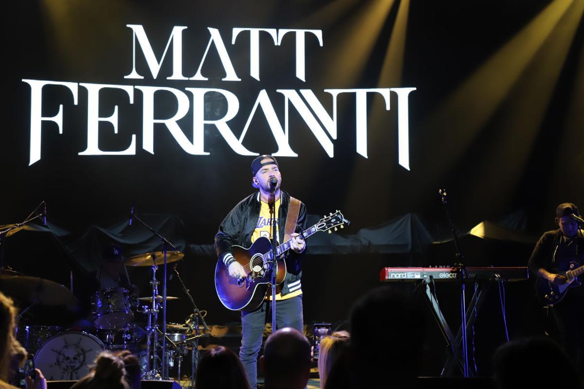 Brett Young in Concert