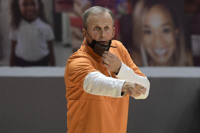 Rick Barnes- Tennessee vs Vanderbilt