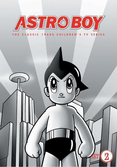 Astro Boy Anime