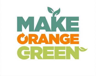 MakeOrangeGreen