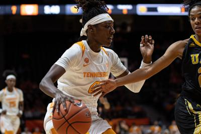 Lady Vols vs Arkansas-Pine Bluff