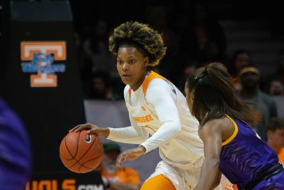 Lady Vols vs LSU