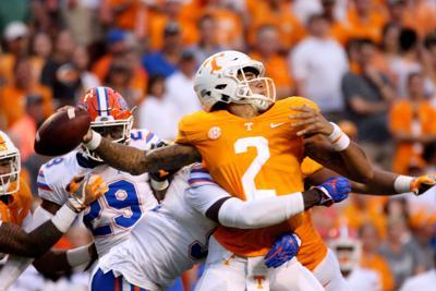 Tennessee vs Florida 9/22