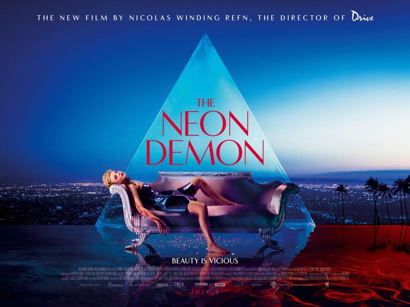 The Neon Demon: just as superficial as its protagonist | Arts And ...