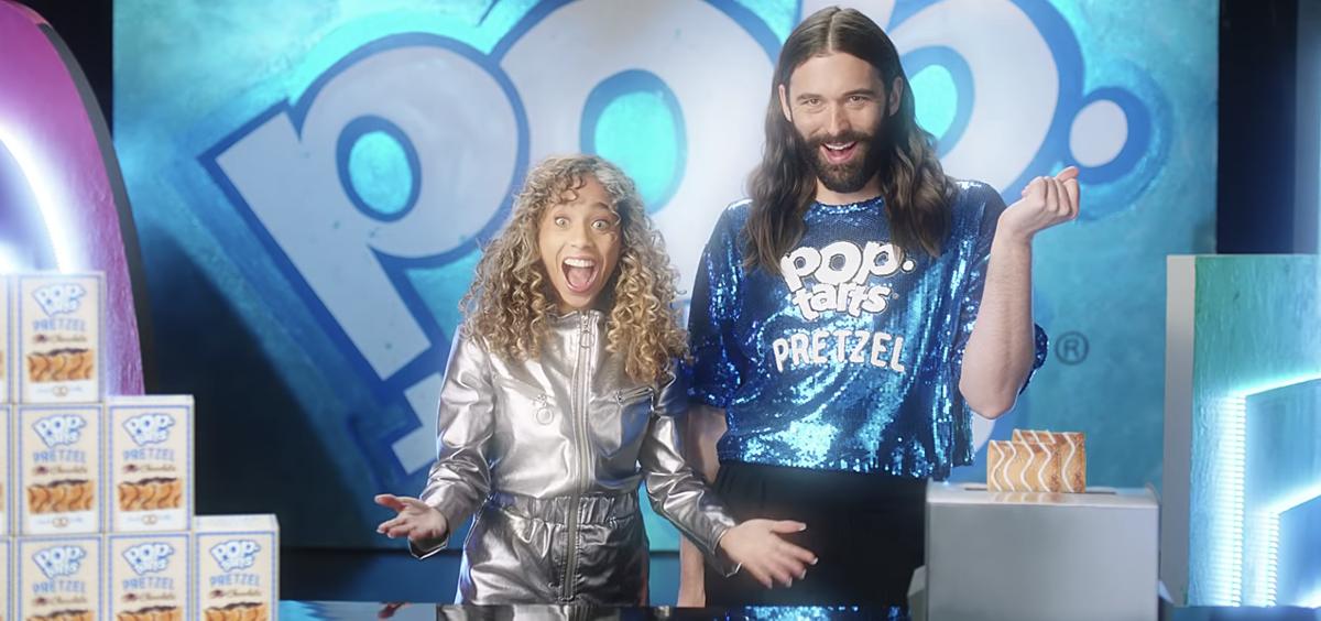 Pop Tarts Commercial
