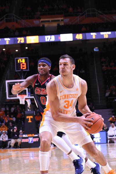 Vols vs Ole Miss
