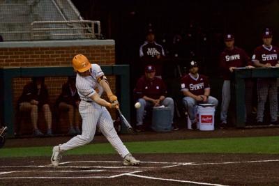 Baseball vs Mississippi State