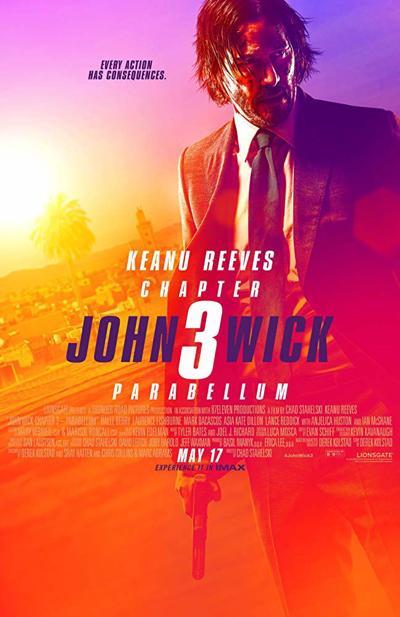 John Wick: Chapter 3- Parabellum