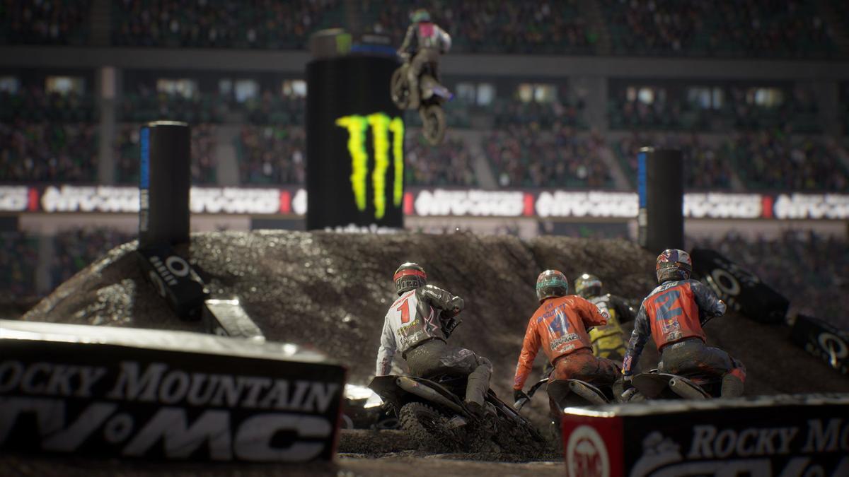 Monster Energy Supercross 3 screenshot