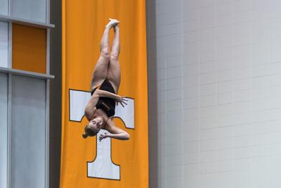 FILE - Swim/Dive - Tennessee Invitational