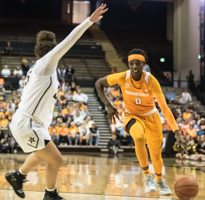 Women's Basketball vs Vandy