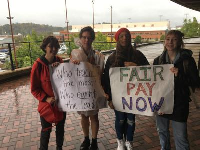 Fair Wage Protest