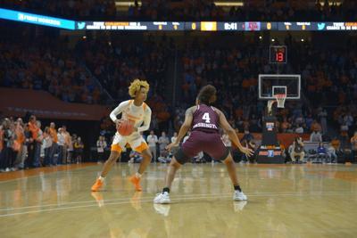Lady Vols Basketball vs Texas A&M