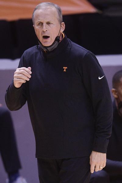 Rick Barnes- Tennessee vs Alabama