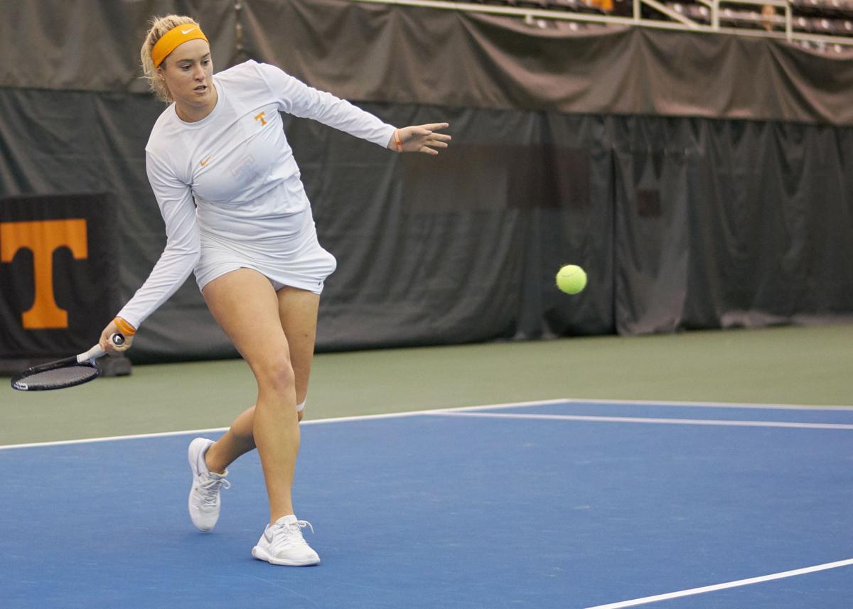 Lady Vols Tennis vs Cincinnati