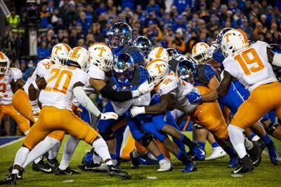 The Vols vs. Kentucky