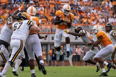 Tennessee vs. ETSU