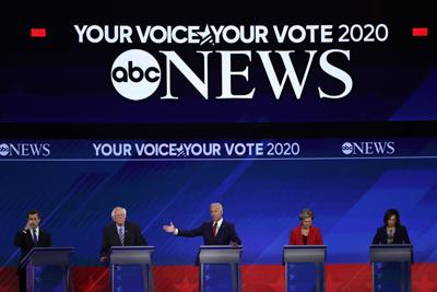 U.S. News Democratic Debate