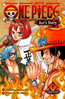 One Piece Ace's Story
