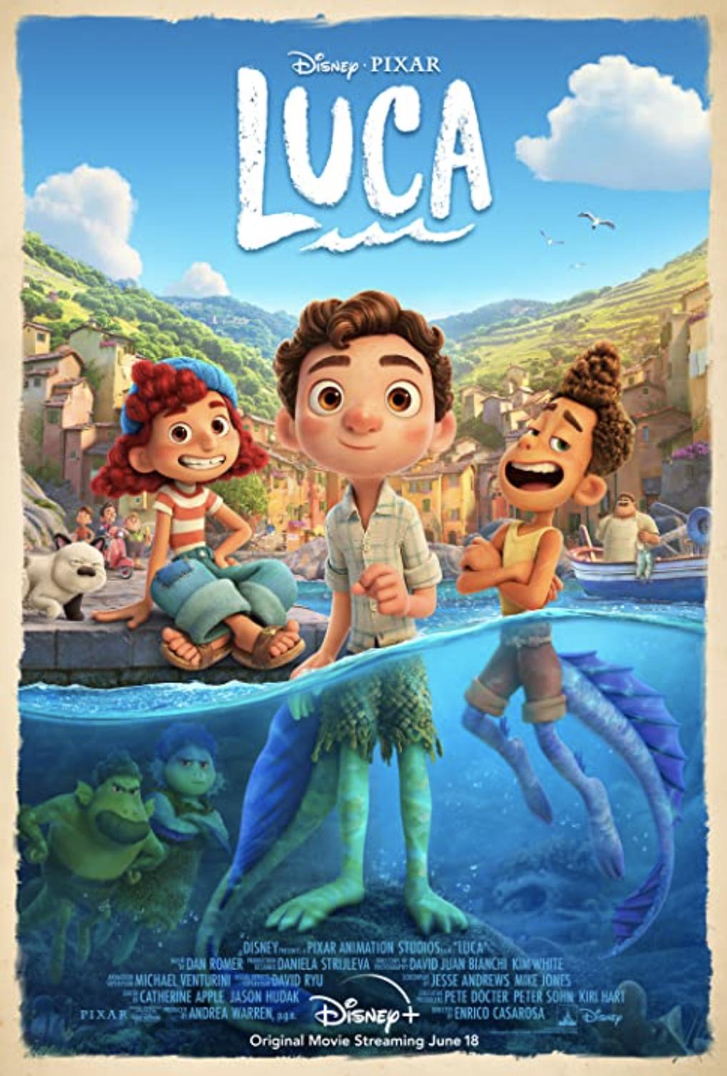 'Luca' review: A breezy summer adventure