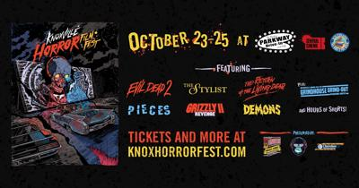 Knox horror film fest 2020 poster