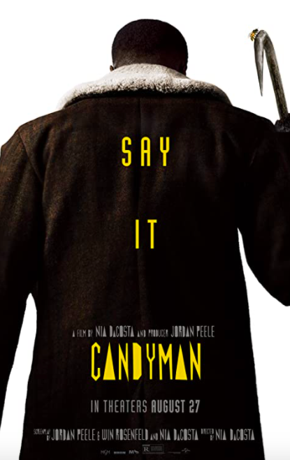 candyman 21 movie poster