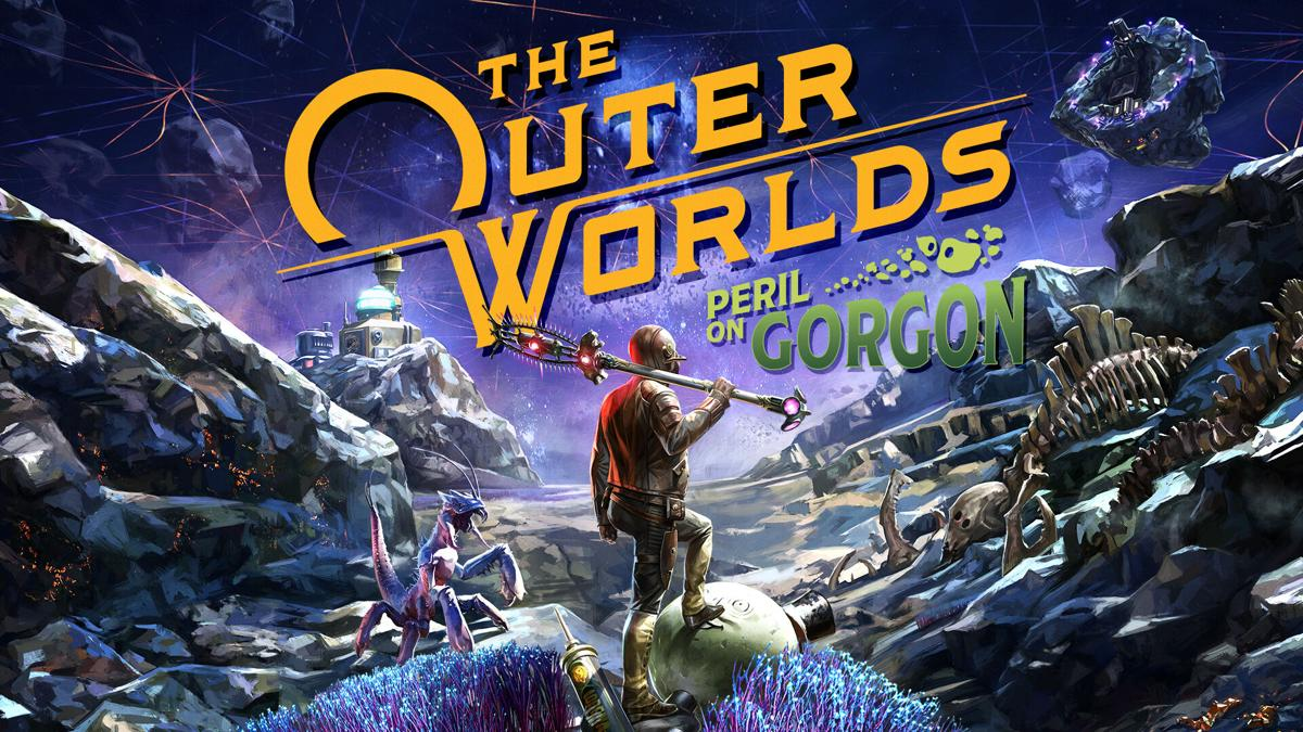 The Outer Worlds Peril on Gorgon Cover