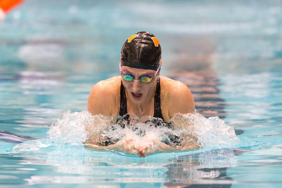 Tennessee Swim and Dive land three on USA Swimming National