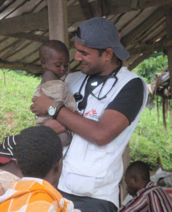 Local nurse reminds community of global humanitarian efforts