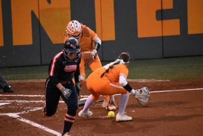 Vols Softball vs UT Martin