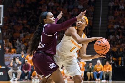 Women's basketball vs Mississippi State