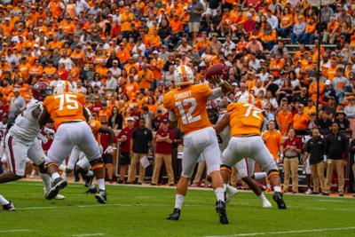 UT vs. South Carolina