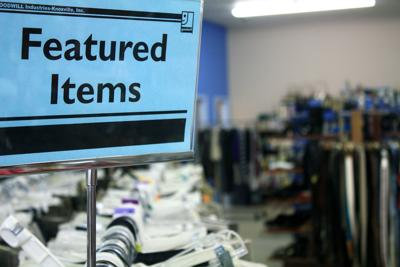 Thrift shopping benefits more than tight budgets