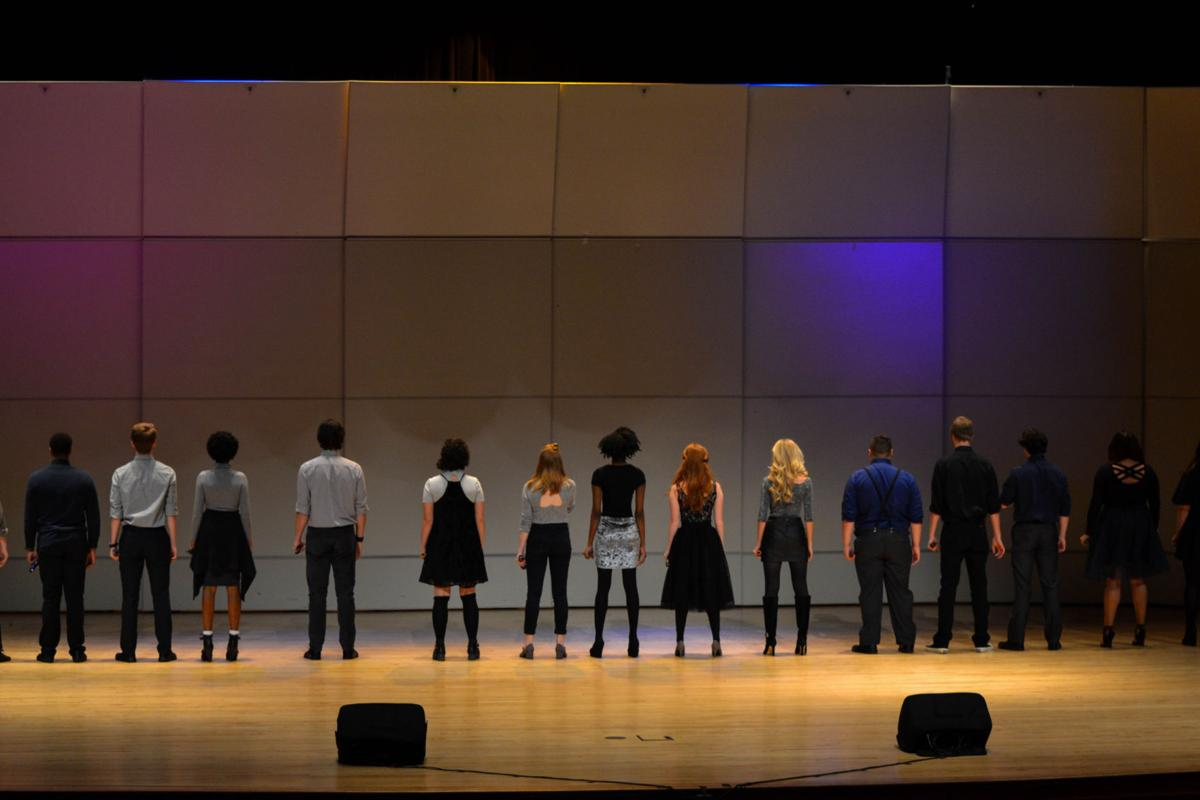 A cappella groups battle it out at collegiate competition