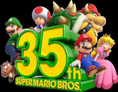 Mario 35th