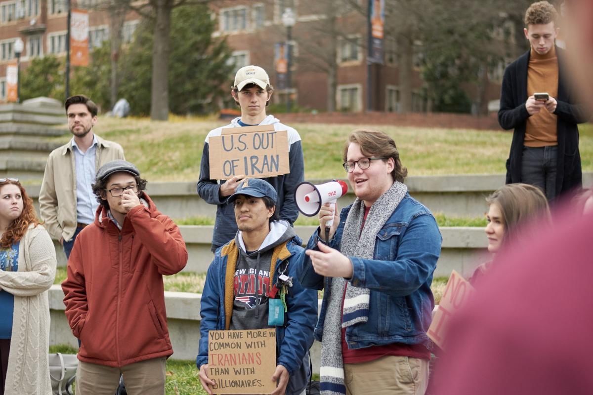 Anti War Protest
