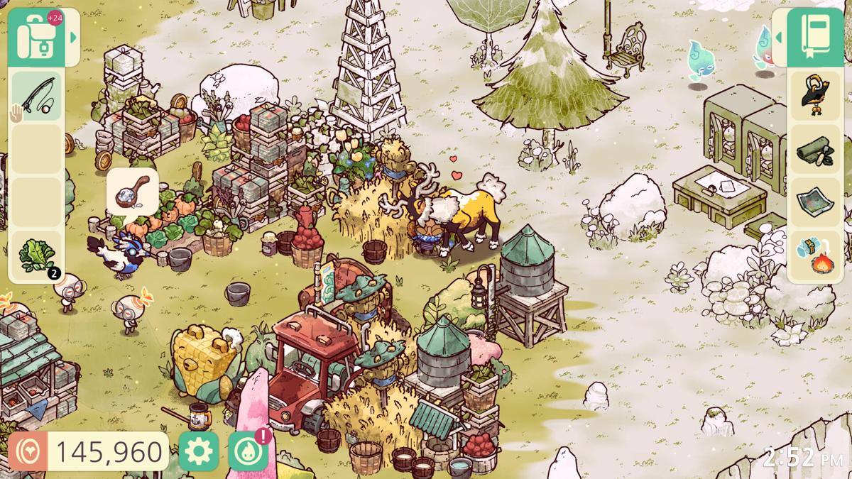 Cozy Grove Screenshot 1
