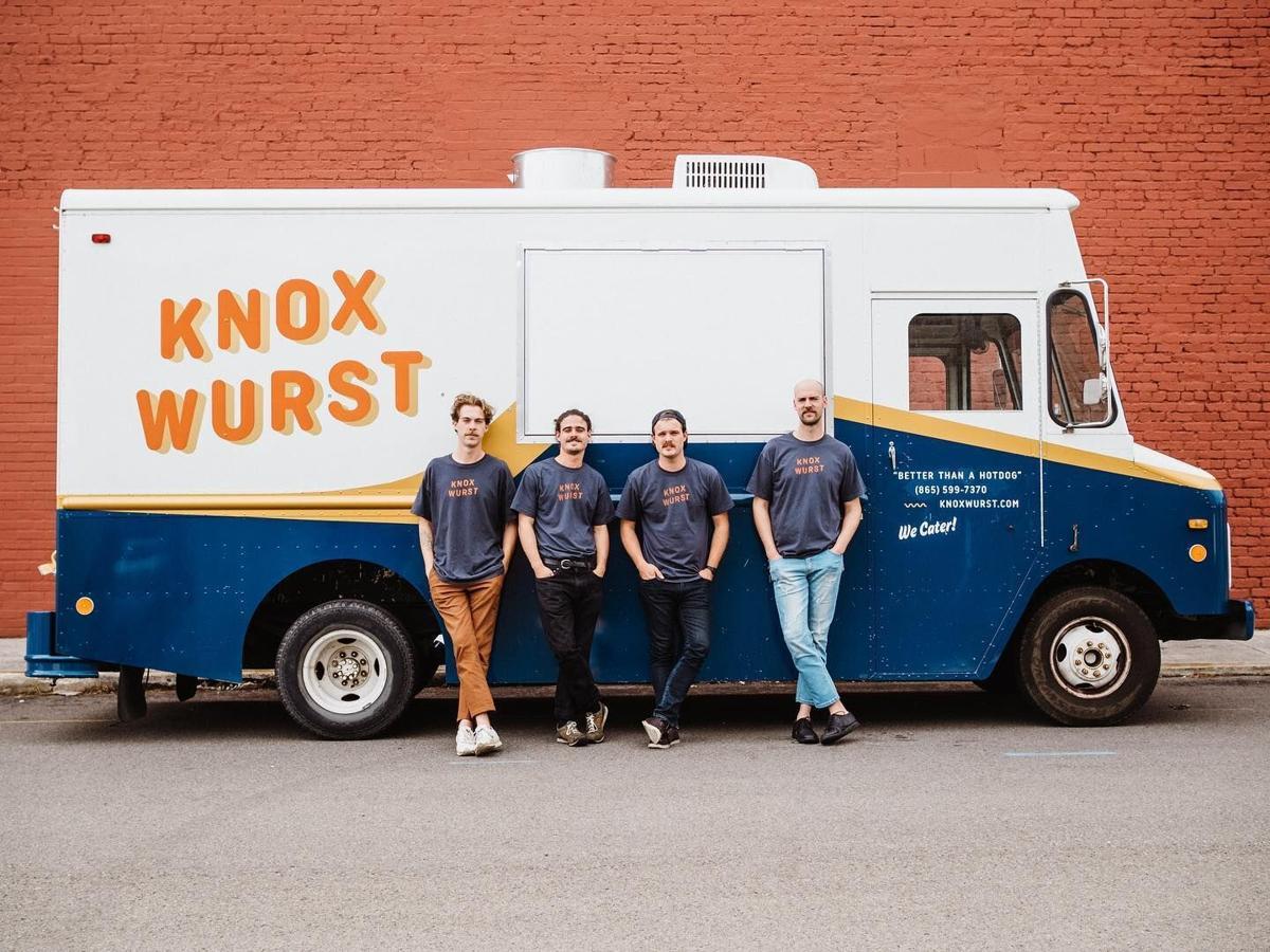Knox Wurst food truck