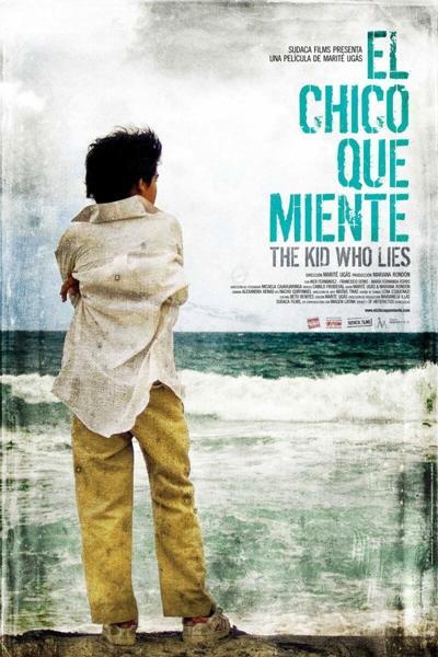 El Chico que Miente Poster
